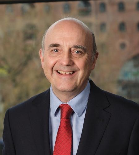 Barry Wilkinson